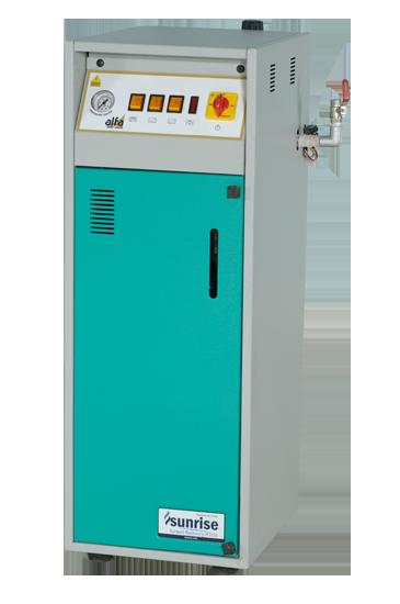 Alfa Duo Portable Steam Generator