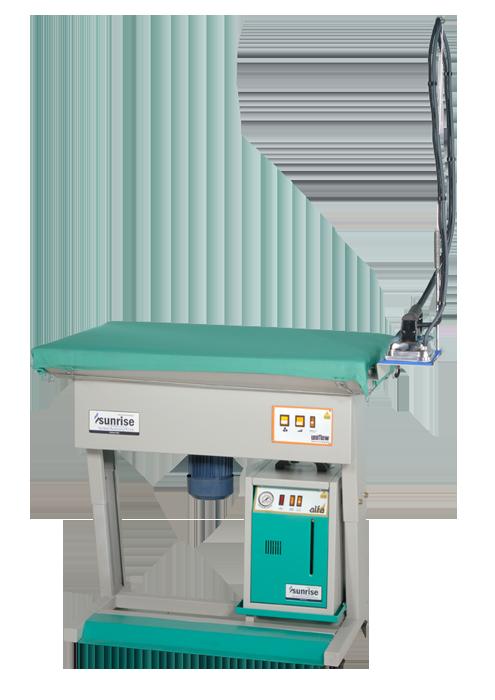Uniflow Vacuum Online Table
